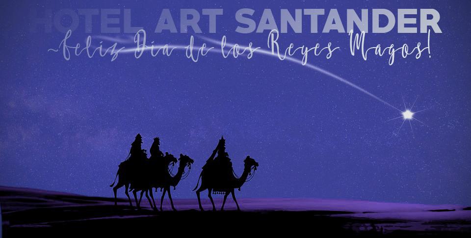 Feliz Día De Los Reyes Magos Hotel Art Santander
