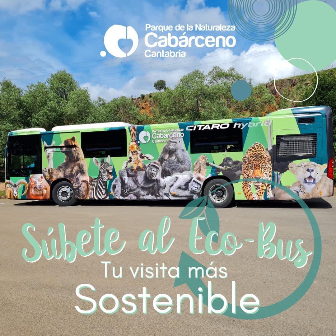 Ecobus- Cabarceno
